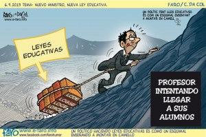 130906.profesor.montana.leyes.educativas.logse.loe.lomce