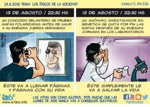 150813--FB-Jueves-cultura-cientifico-investigador-gafas-polarizadas-futbolista-fama-ciencia