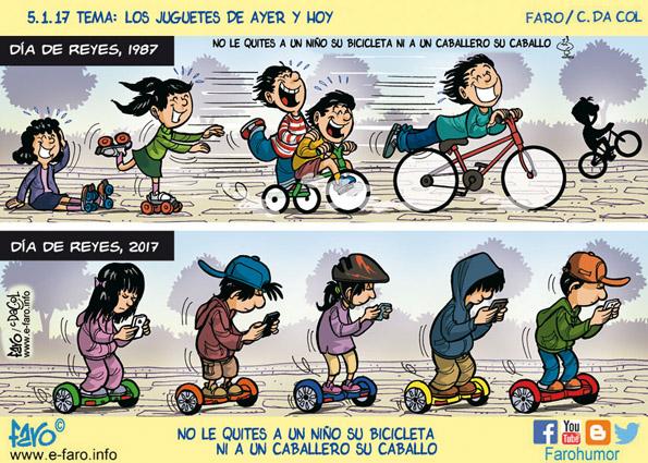 170106-FB-dia-reyes-nenes-ayer-hoy-juguetes-ordenador-movil-celular-bicicletas-segway-adiccion.jpg